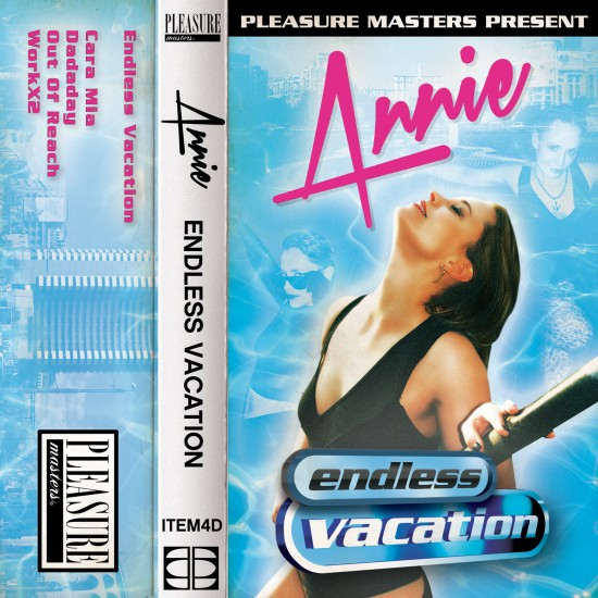 "Annie ""Endless Vacation"" Cover"
