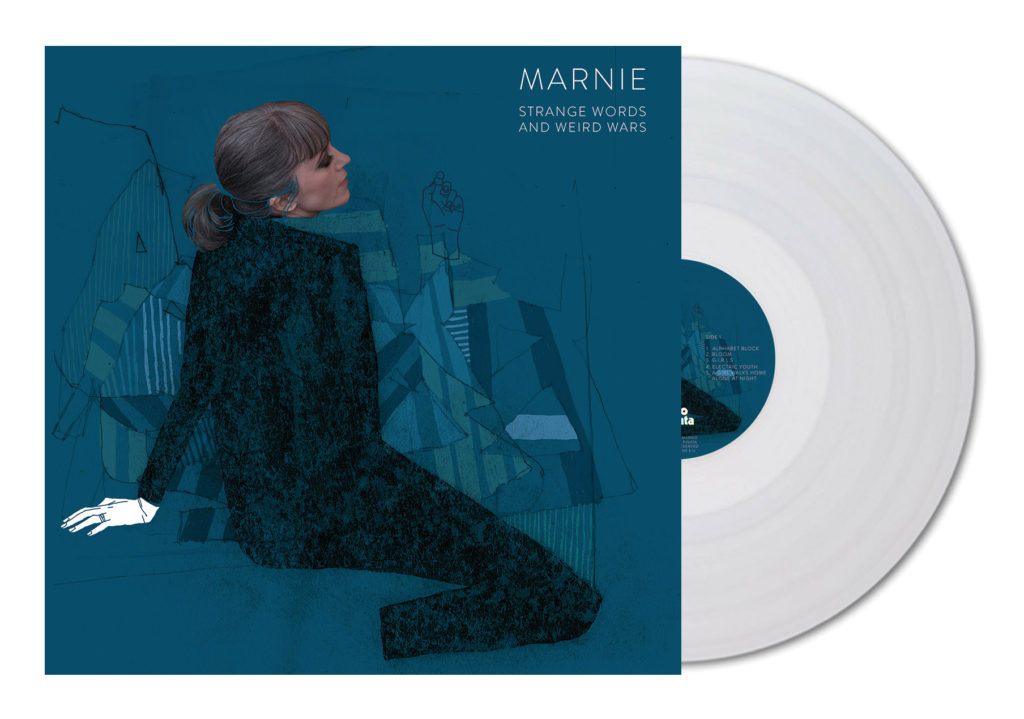 "Marnie's ""Strange Words And Weird Wars"" Vinyl"