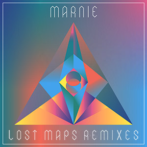 Lost Maps Remixes Cover