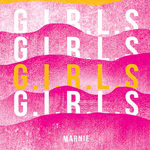 Marnie - G.I.R.L.S front cover